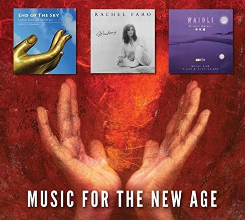 Various - Music For The New Age (CD) - image 1 of 1