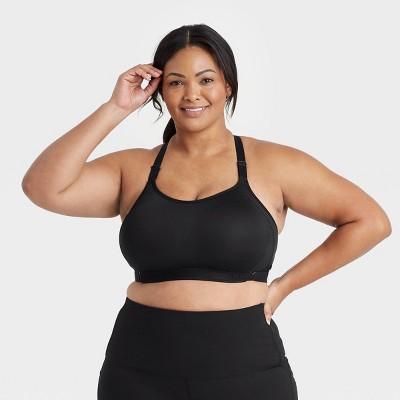 Women's Medium Support Adjustable Front Bra - All in Motion™