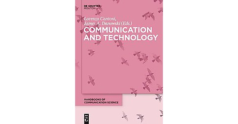 Communication and Technology (Hardcover) - image 1 of 1
