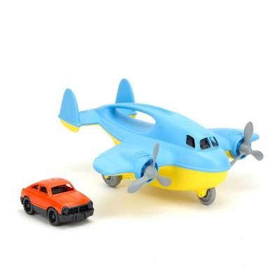 Green Toys Cargo Plane with Mini Car