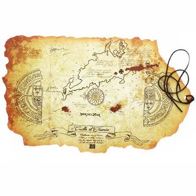 EMCE Toys The Goonies Treasure Map