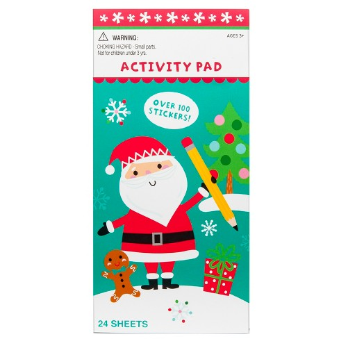 International Greetings Kids' Stationery Activity Pad - image 1 of 2