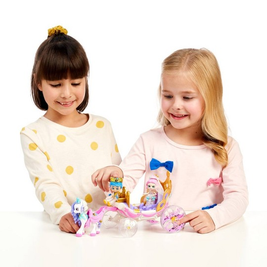 Happy Places Shopkins Royal Trends Royal Crown Carriage image number null