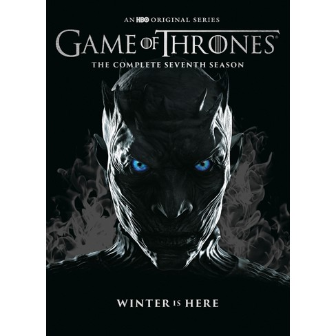 Game Of Thrones Season 7 Dvd With Limited Time Bonus Disc
