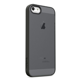Belkin Apple iPhone 5/5s/SE Grip Sheer Case - Gravel/Clear