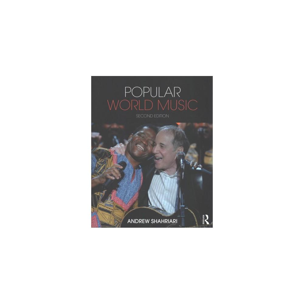 Popular World Music (Paperback) (Andrew Shahriari)
