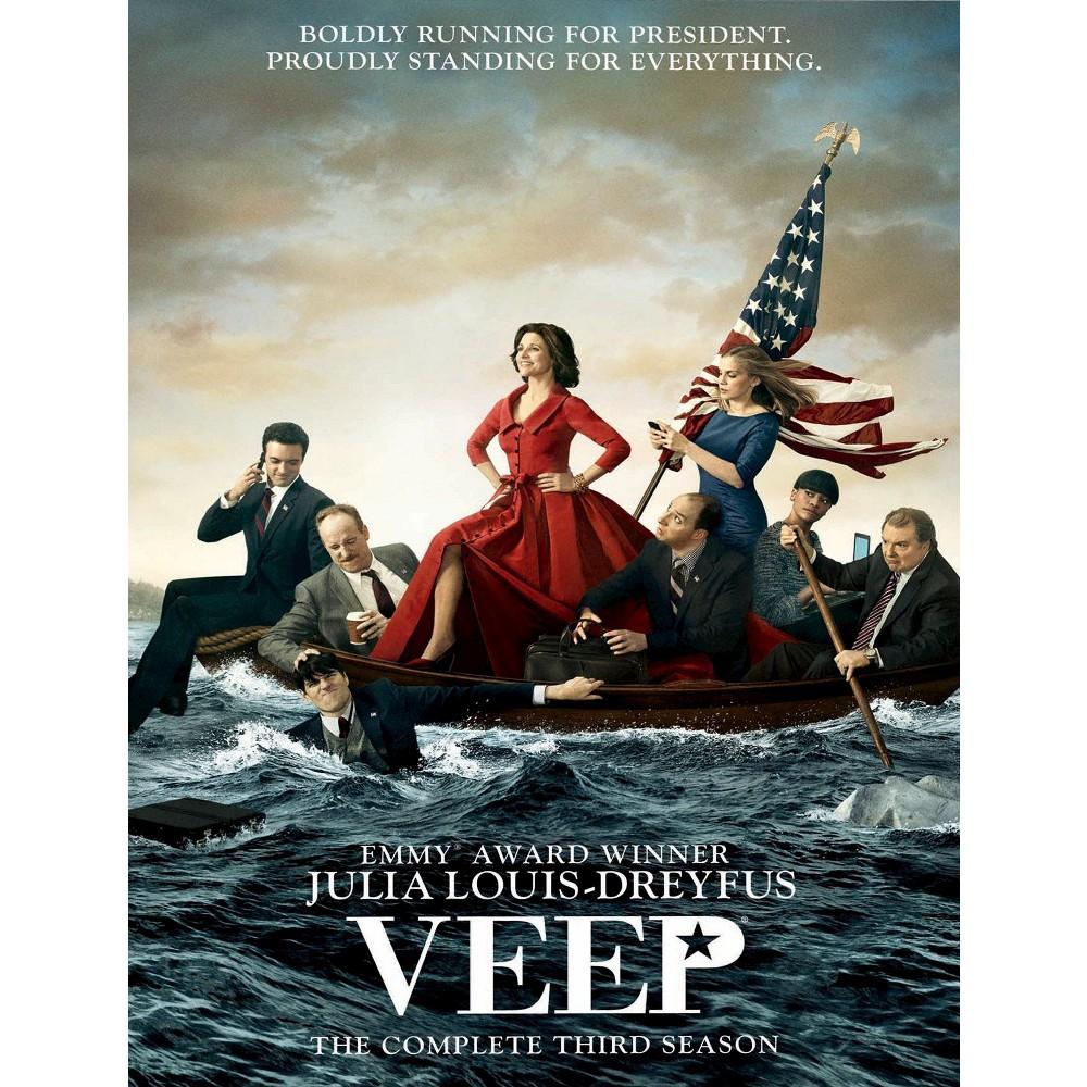 Veep:Complete Third Season (Dvd)