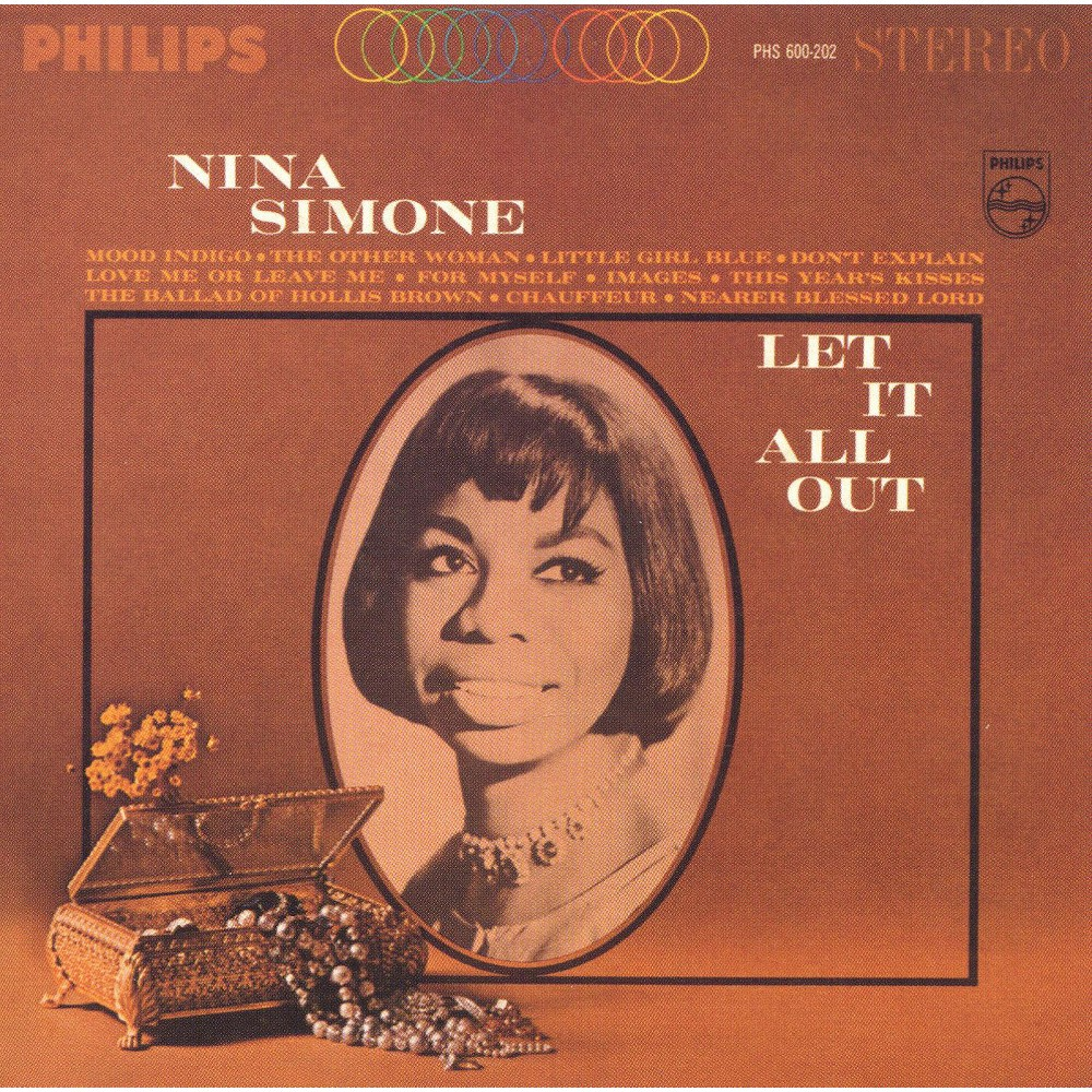 Nina Simone - Let It All Out (Vinyl)
