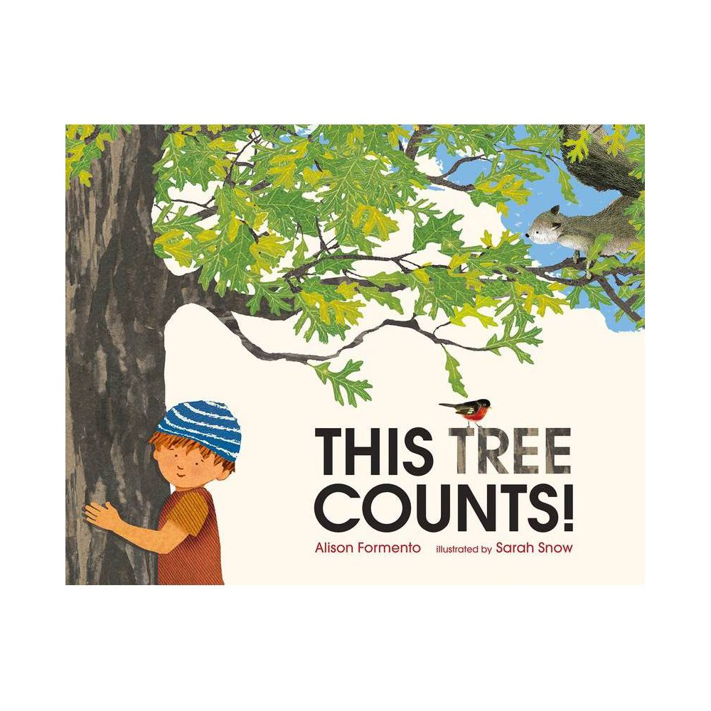 This Tree Counts! - (These Things Count!) by Alison Formento (Paperback) Reviews