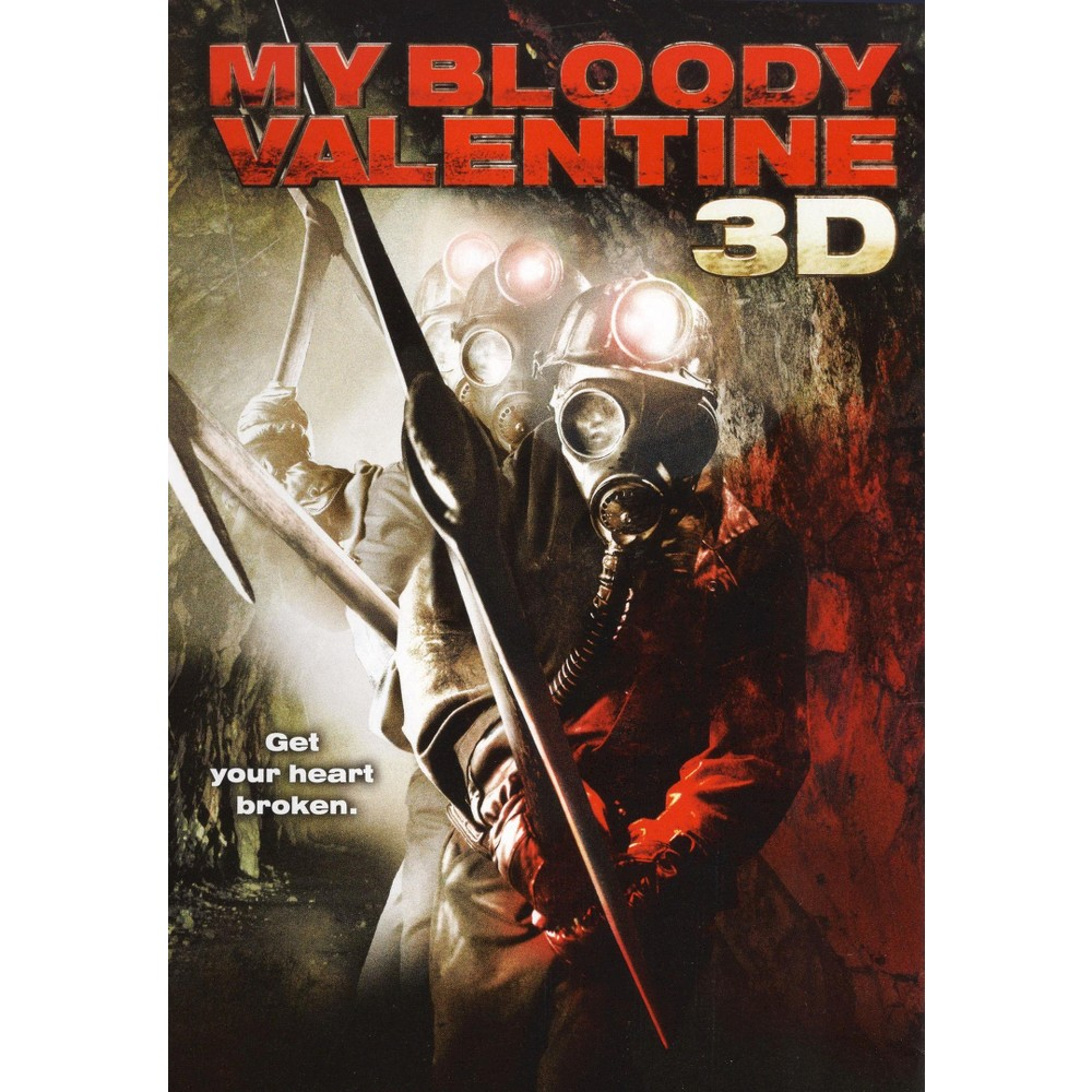 My Bloody Valentine 3D (With 2D Version) (3D Glasses) (dvd_video)