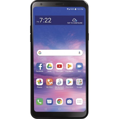 Tracfone Prepaid LG Stylo 5 4G LTE Smartphone (32GB) - Black