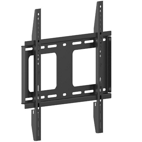 Monoprice Television Mount | Fixed, for Hospitality 32 - 55in Max, 176lbs, UL Rated - Entegrade Series - image 1 of 4