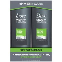 Dove Men Care Clean Comfort Micro Moisture Mild Formula Body Wash 18 Fl Oz Target