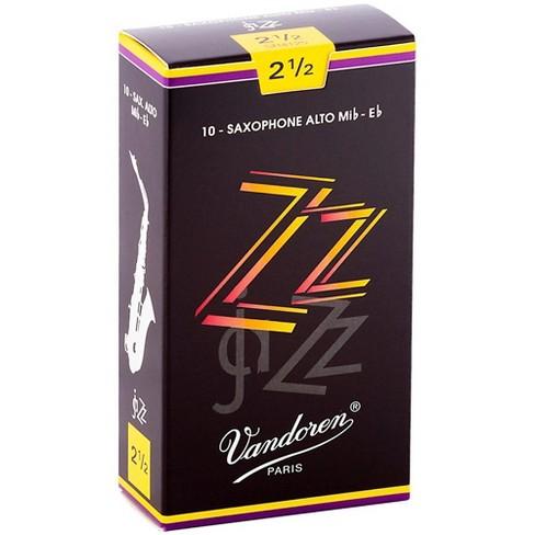 Vandoren ZZ Alto Saxophone Reeds - image 1 of 2