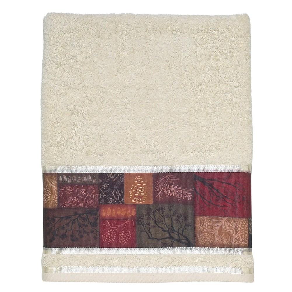 Image of Avanti Adirondack Pine Bath Towel
