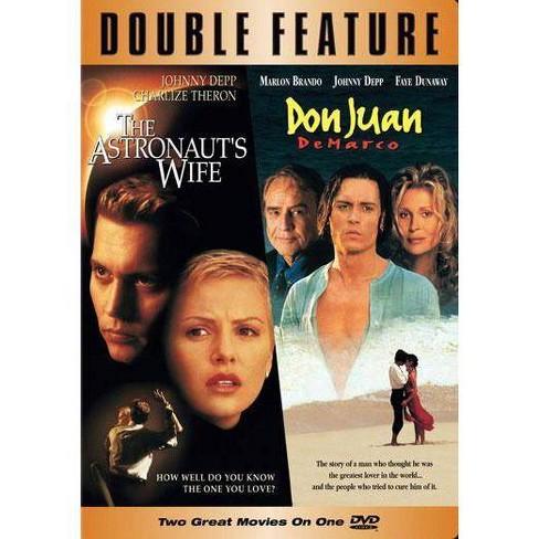 Astronaut's Wife / Don Juan Demarco (DVD)