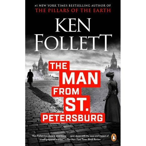 The Man from St. Petersburg - by  Ken Follett (Paperback) - image 1 of 1