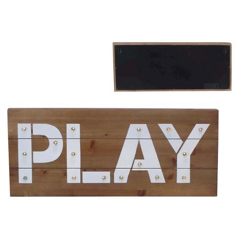PLAY Light Up Wall Dcor - Pillowfort™ - image 1 of 1