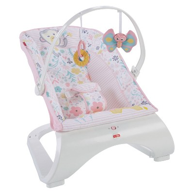 Fisher-Price Comfort Curve Bouncer - Tiny Tea Time