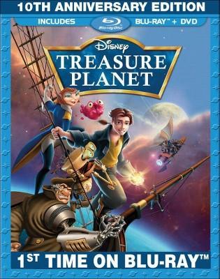 Treasure Planet [10th Anniversary Edition] (Blu-ray + DVD)