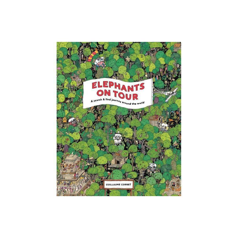 Elephants On Tour Hardcover