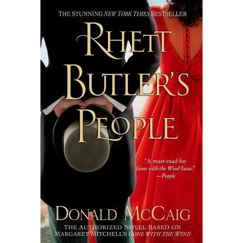 Rhett Butler's People - by  Donald McCaig (Paperback) - image 1 of 1