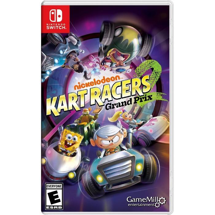 Nickelodeon Kart Racers 2: Grand Prix - Nintendo Switch : Target