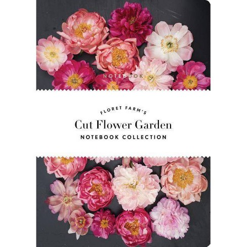 Floret Farm's Cut Flower Garden: Composition Notebook Collection - by  Erin Benzakein (Diary) - image 1 of 1