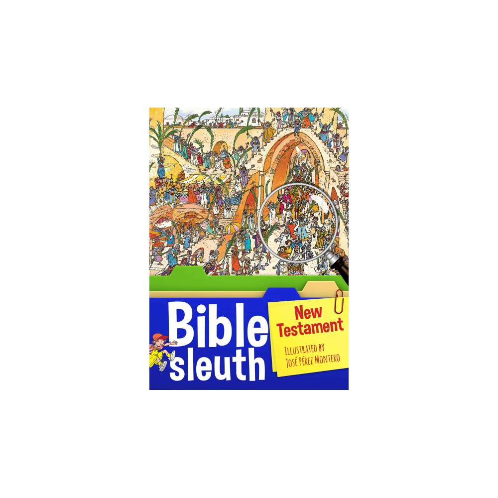 Bible Sleuth : New Testament (Hardcover) (Vanessa Carroll)