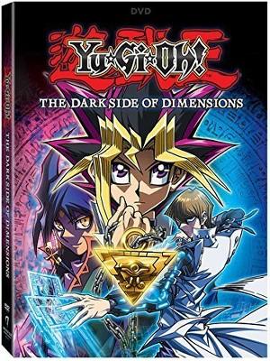 YU-GI-OH: Dark Side Of Dimensions (DVD)