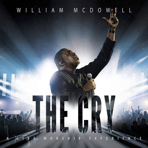 William McDowell - Cry (CD) - image 1 of 1