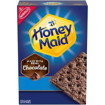 Honey Maid Chocolate Graham Crackers - 14.4oz