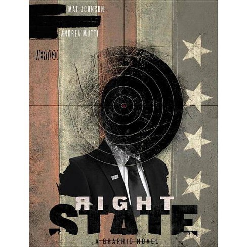 Right State - by  Mat Johnson (Paperback) - image 1 of 1
