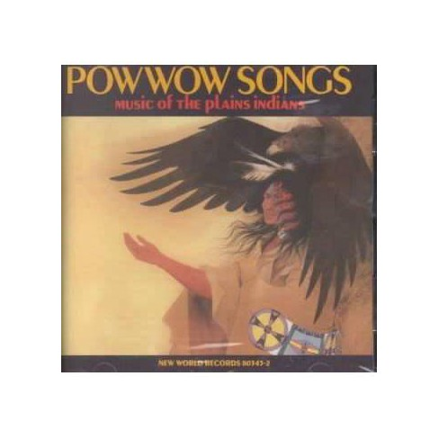 Various - Pow Wow Songs-Music of Plains Indians (CD) - image 1 of 1