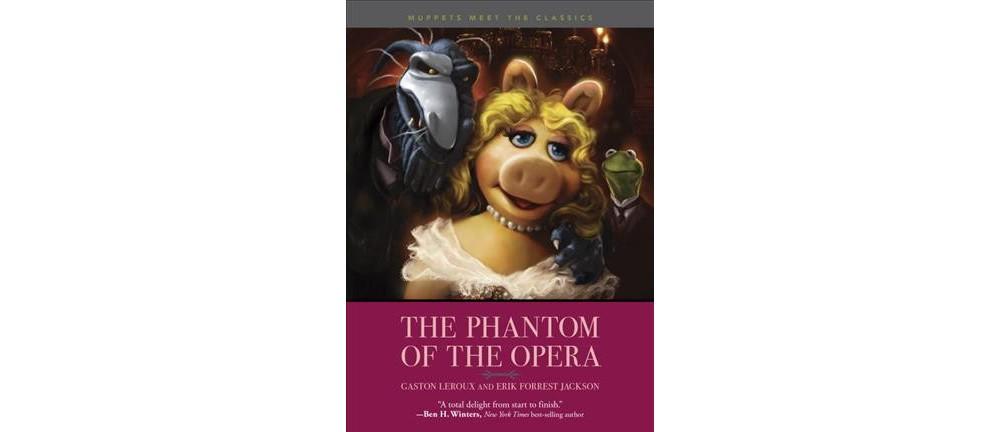 Disney Phantom of the Opera - by Gaston Leroux & Erik For...