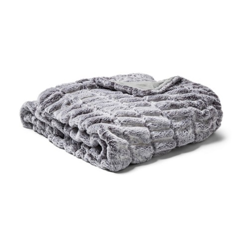 Oversized Bed Throw Blankets - Fieldcrest® - image 1 of 1