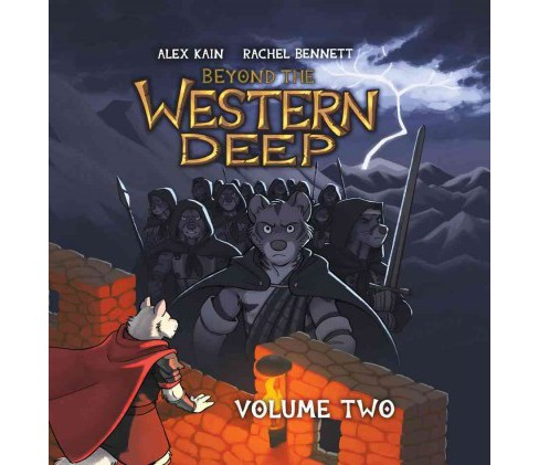 Beyond the Western Deep 2 (Paperback) (Alex Kain) - image 1 of 1