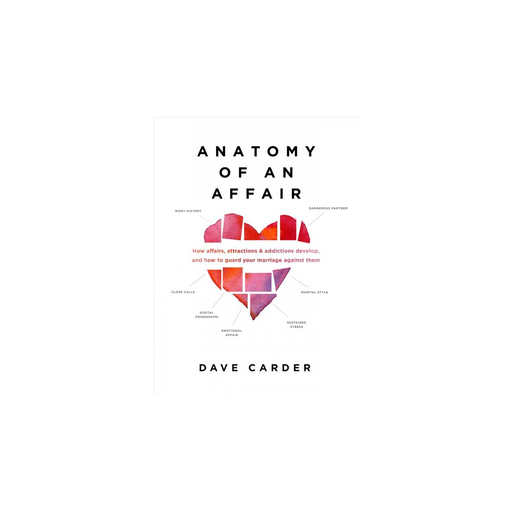 Anatomy of an Affair : How Affairs, Attractions & Addictions Develop, and How to Guard Your Marriage