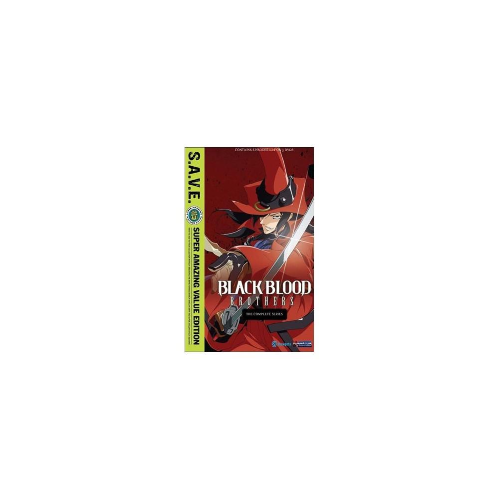 Black Blood Brothers:Comp Ser Save (Dvd)