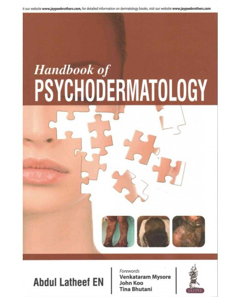 Handbook of Psychodermatology (Paperback) (Abdul Latheef) - image 1 of 1