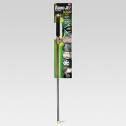 """80psi Turbo Jet Power Washer 29.5"""" - Steel - As Seen on TV"""