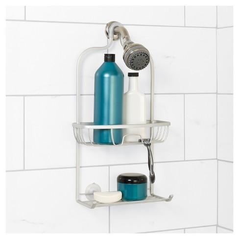 NeverRust Aluminum Shower Caddy Medium Home - Zenna Home : Target