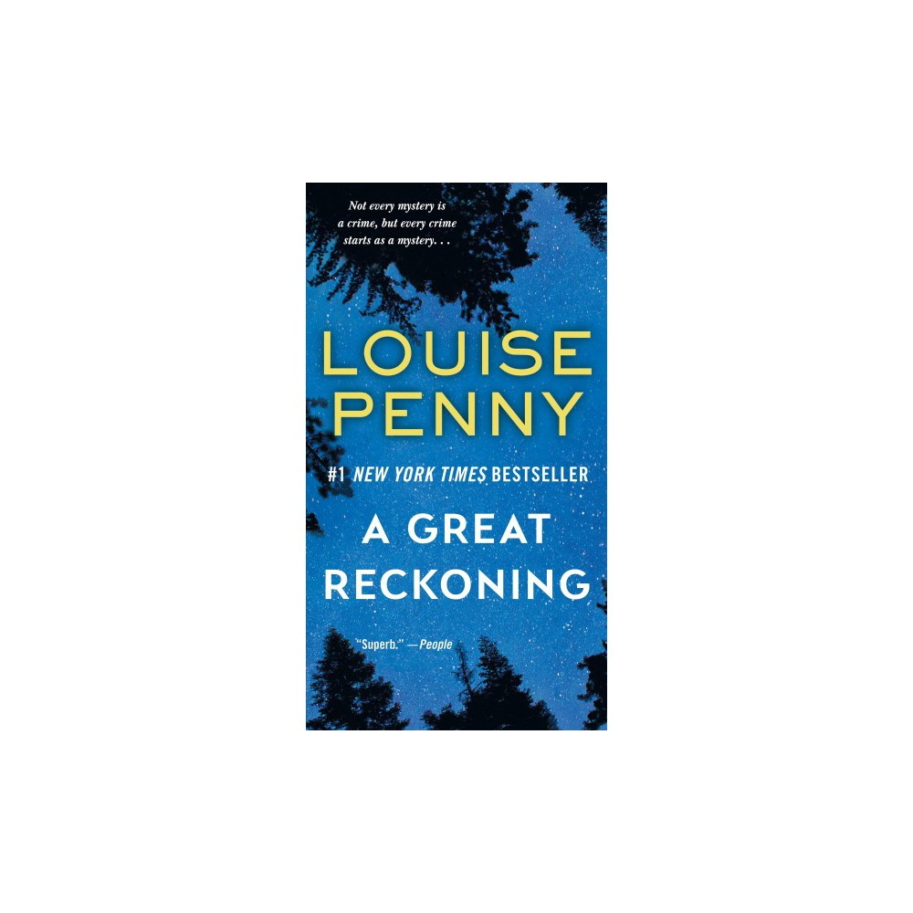 Great Reckoning (Paperback) (Louise Penny) Great Reckoning (Paperback) (Louise Penny)