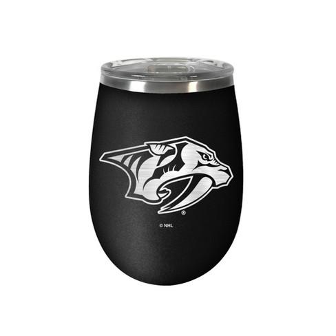 NHL Nashville Predators Stealth Wine Tumbler - 12oz - image 1 of 1