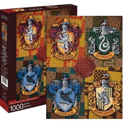 NMR Distribution Harry Potter Crests 1000-Piece Jigsaw Puzzle