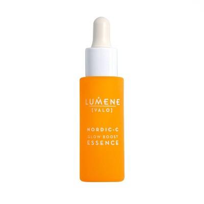 Lumene Valo Glow Boost Essence Serum with Vitamin C & Hyaluronic Acid - 1 fl oz