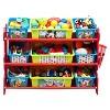 9 Bin Plastic Toy Organizer Disney Mickey Mouse - Delta Children - image 2 of 4