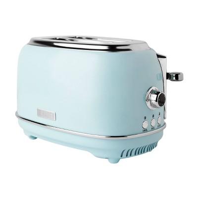 Heritage 2-Slice Wide Slot Toaster - Blue