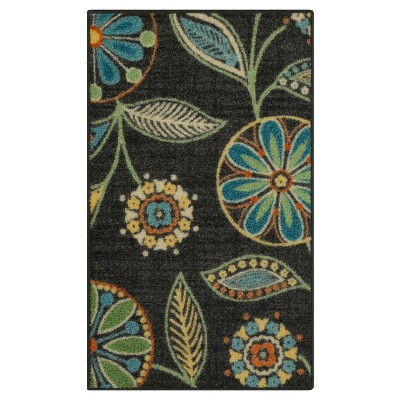 Floral Winslow Tufted Rug - Maples