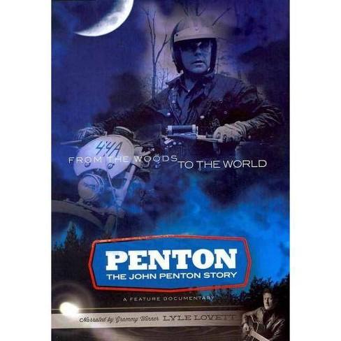 Penton:John Penton Story (Blu-ray) - image 1 of 1